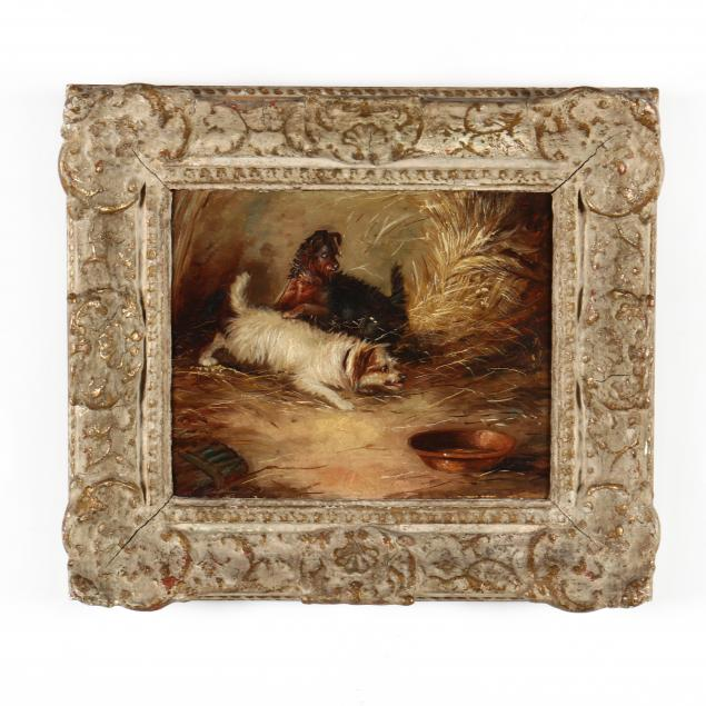 attributed-to-george-armfield-british-1808-1893-two-terriers-ratting-in-a-stable