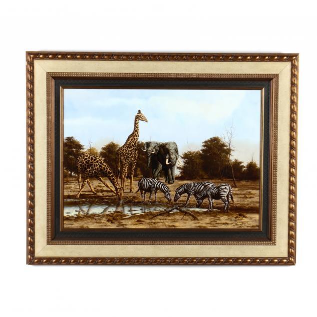 framed-safari-scene