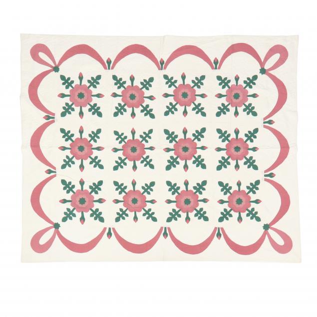 vintage-applique-quilt