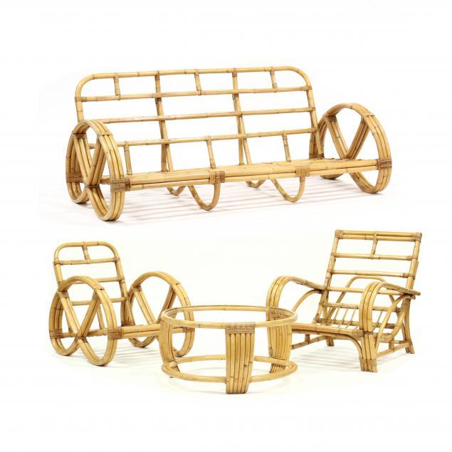 att-paul-frankl-austria-1886-1958-four-pieces-of-rattan-furniture