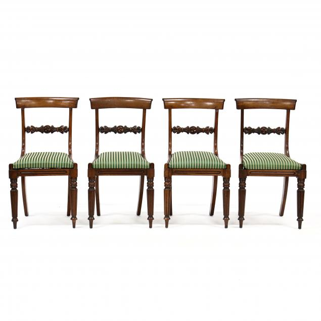 set-of-four-william-iv-carved-rosewood-side-chairs