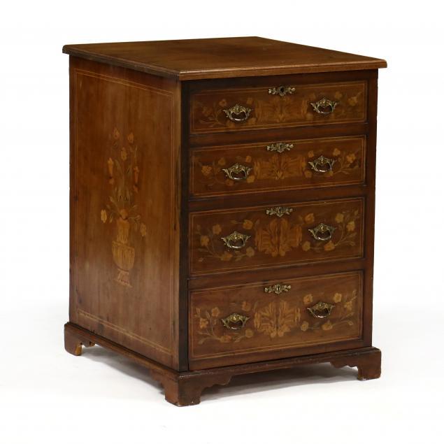 edwardian-inlaid-mahogany-storage-cabinet