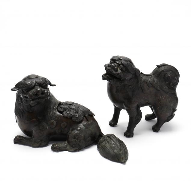 a-pair-of-japanese-bronze-shishi-lion-okimono