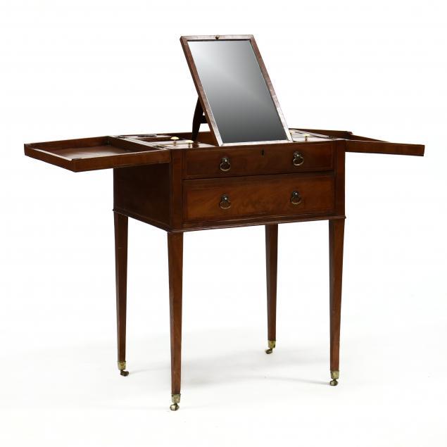 english-hepplewhite-inlaid-mahogany-dressing-stand