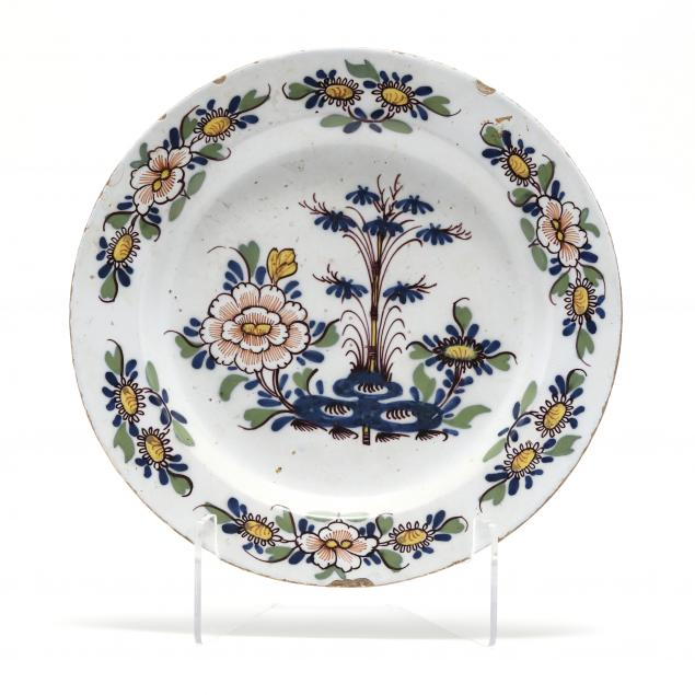 english-polychrome-delft-charger