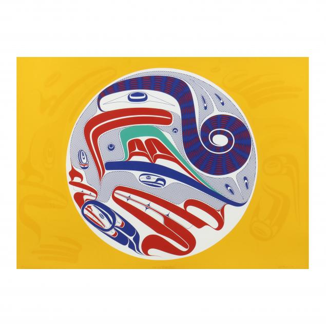 robert-davidson-british-columbia-alaska-born-1946-i-echo-from-the-supernatural-i
