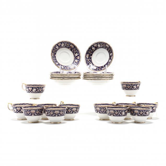 a-set-of-twelve-crown-staffordshire-i-ellesmere-i-cups-and-saucers