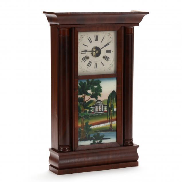 birge-fuller-shelf-clock