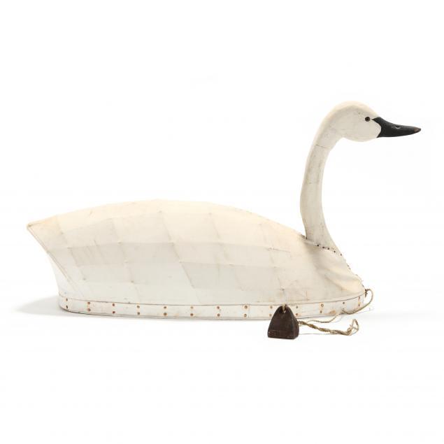 american-canvas-swan-decoy