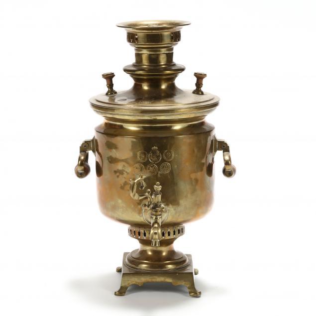 russian-brass-samovar