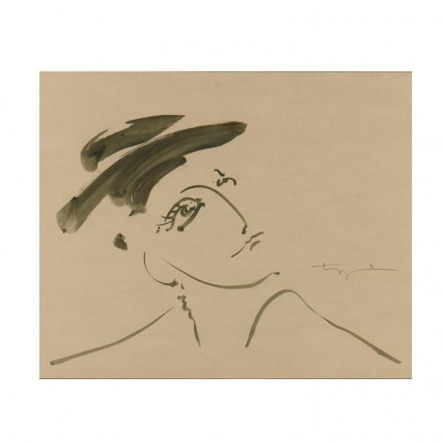 wayne-trapp-nc-d-2016-line-drawing-of-a-woman-in-a-hat