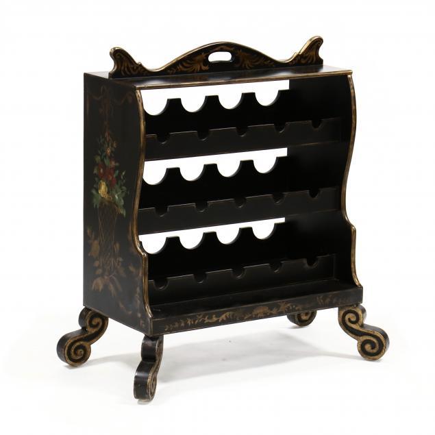 ardley-hall-painted-diminutive-wine-cabinet