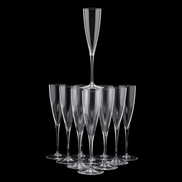 baccarat-eleven-i-perfection-i-champagne-flutes