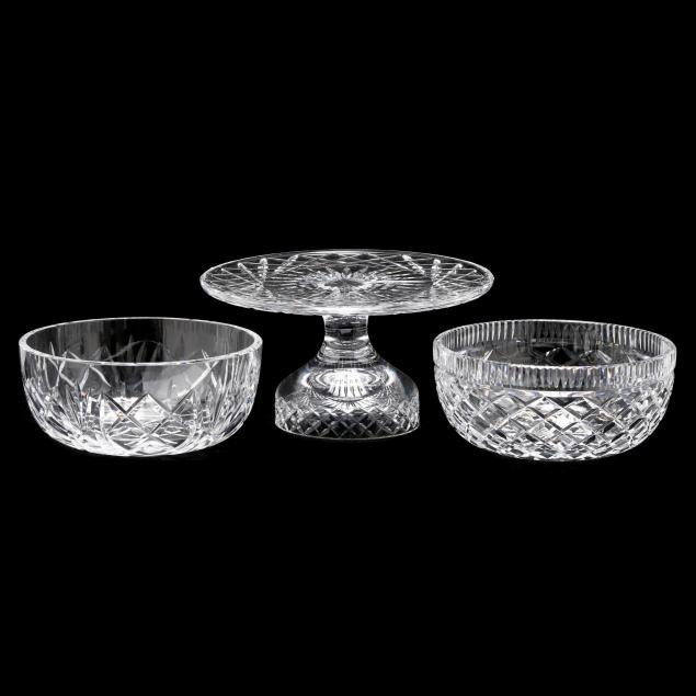 waterford-three-cut-crystal-table-accessories