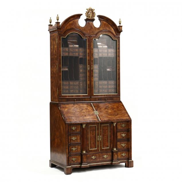 i-the-althorp-secretary-bookcase-i-by-theodore-alexander-signed-by-charles-9th-earl-spencer