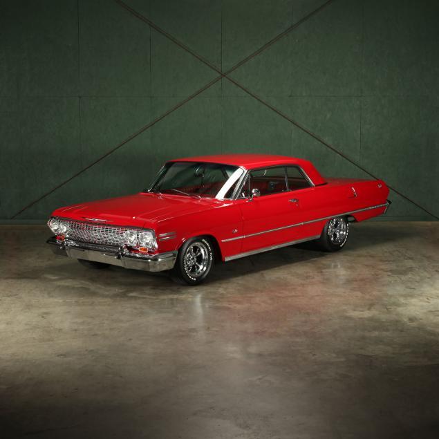 1963-chevrolet-impala-ss-clone