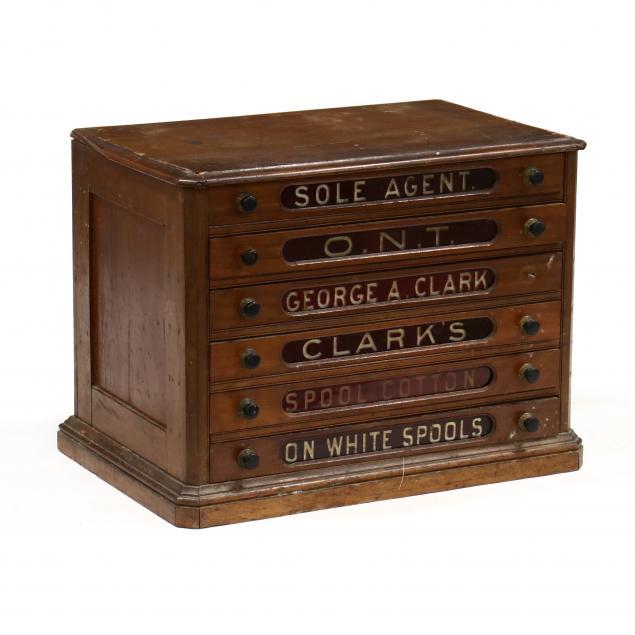clark-s-o-n-t-walnut-spool-cabinet