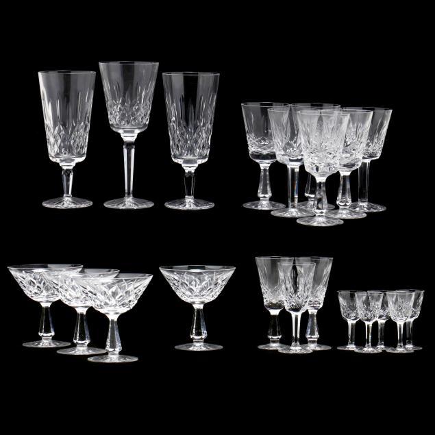 twenty-one-pieces-of-waterford-crystal-stemware
