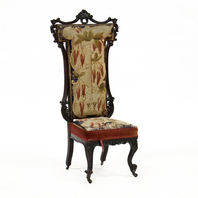 an-american-prie-dieu-carved-mahogany-chair