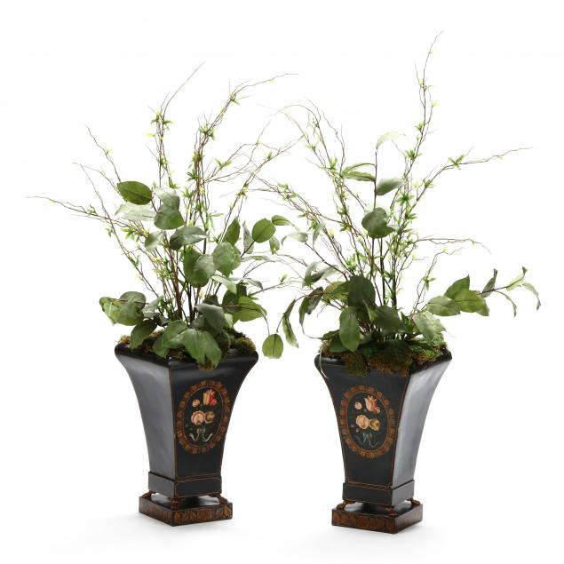 maitland-smith-pair-of-toleware-planters