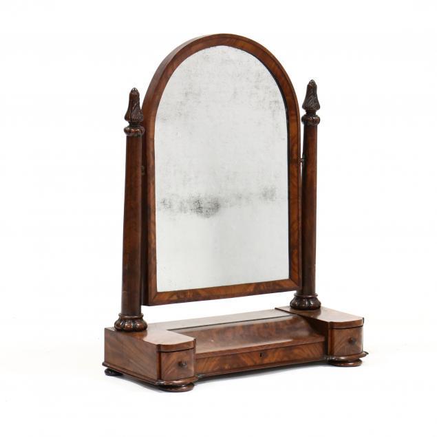 william-iv-mahogany-dressing-mirror