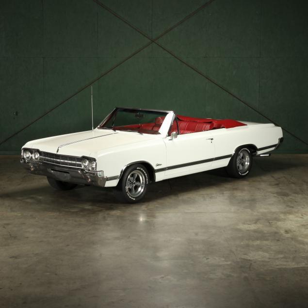 1965-oldsmobile-cutlass-convertible