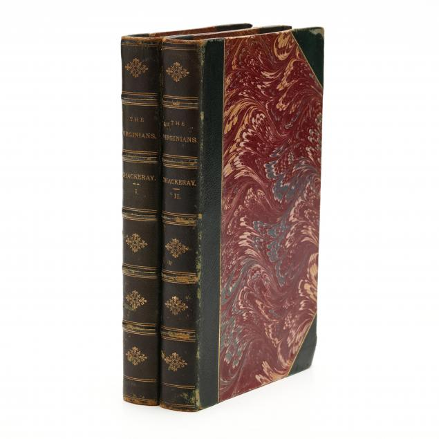 thackeray-william-m-i-the-virginians-a-tale-of-the-last-century-i