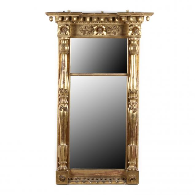 large-federal-carved-and-gilt-looking-glass