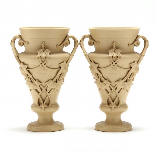 a-pair-of-caneware-garden-vases