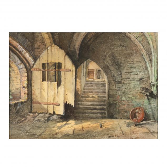 continental-school-19th-century-a-stone-cellar
