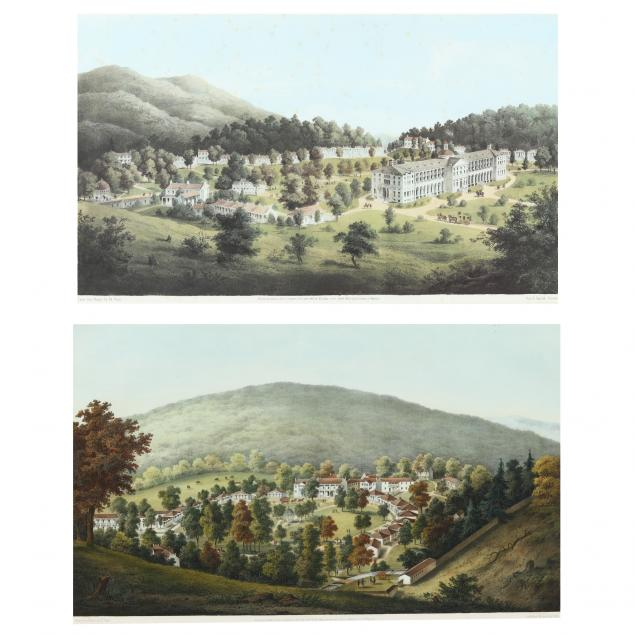 two-antique-lithographs-from-edward-beyer-s-i-album-of-virginia-i