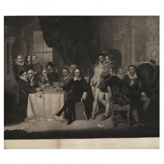 after-john-faed-scottish-1820-1902-i-shakespeare-and-his-friends-i