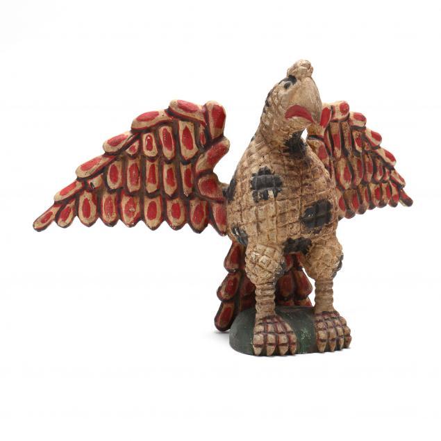 vintage-chip-carved-polychrome-painted-folk-art-eagle