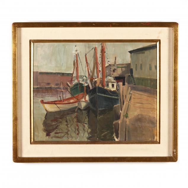 vintage-rockport-school-harbor-scene