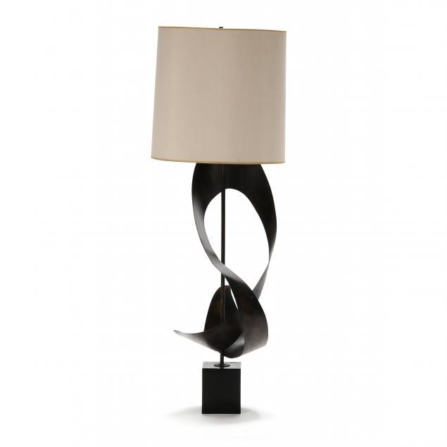 richard-barr-brutalist-table-lamp-for-laurel