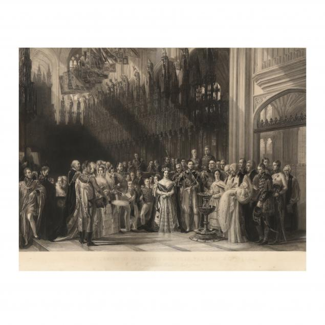 after-sir-george-hayter-british-1792-1871-i-the-christening-of-his-royal-highness-the-prince-of-wales-i