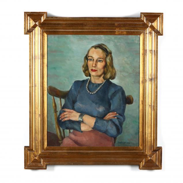 florence-louise-walton-pomeroy-american-1889-1981-portrait-of-a-seated-woman