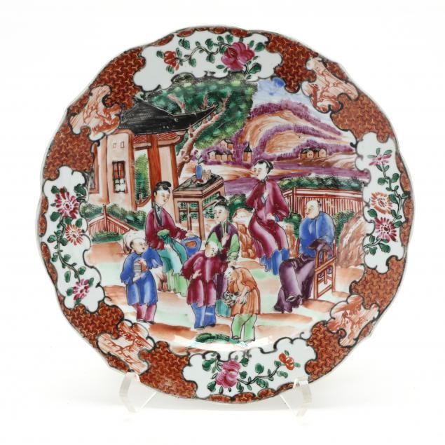 a-chinese-rose-mandarin-export-porcelain-plate