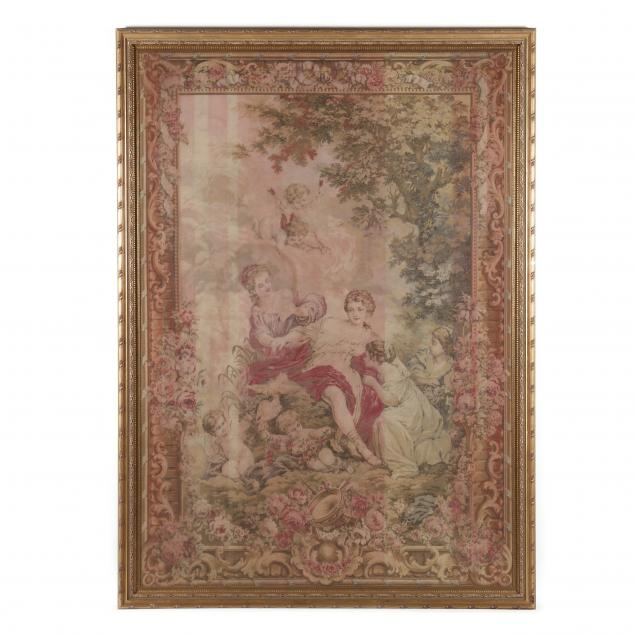 framed-contemporary-continental-tapestry