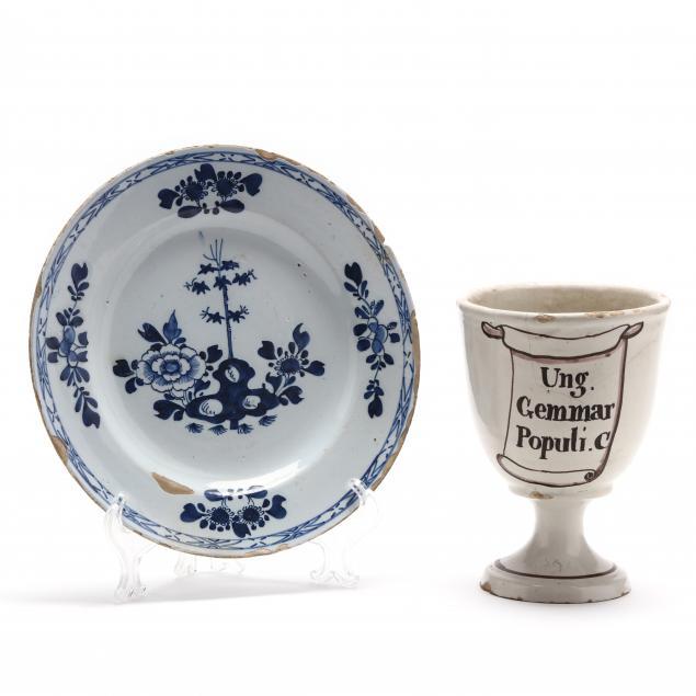 two-antique-delft-items