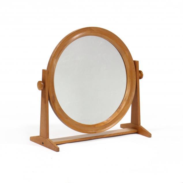 pedersen-hansen-teak-dressing-mirror