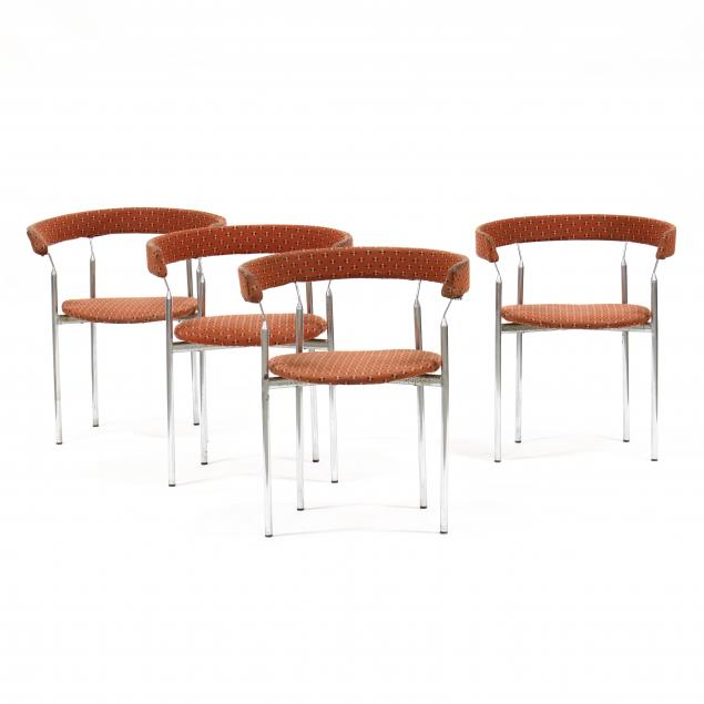 jan-lunde-knudsen-norway-1922-1990-set-of-four-i-rondo-i-chairs