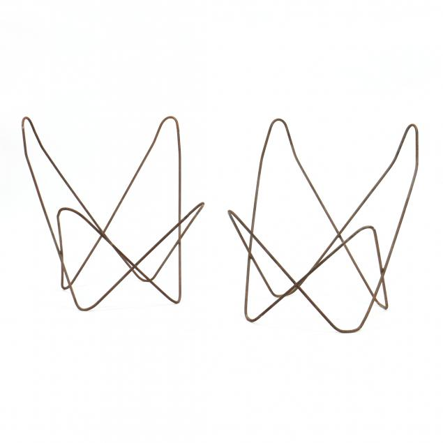 pair-of-vintage-bkf-or-butterfly-chair-frames