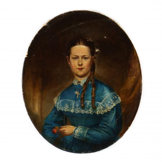 an-american-school-portrait-of-a-young-woman