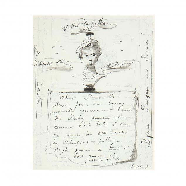 eugene-berman-russian-american-1899-1972-illustrated-autograph-letter-signed