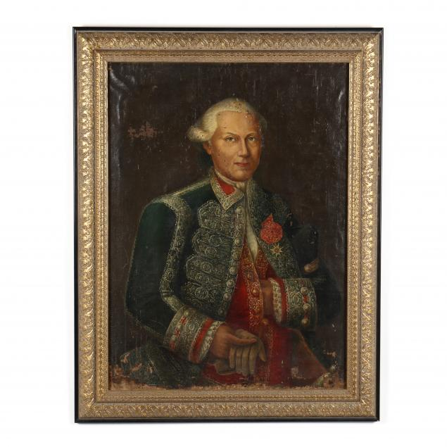 continental-portrait-of-an-unidentified-18th-century-general-officer