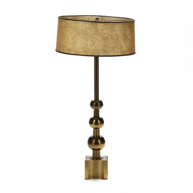 tommi-parzinger-german-1903-1981-brass-table-lamp