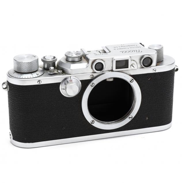 nicca-iii-a-vintage-camera-body
