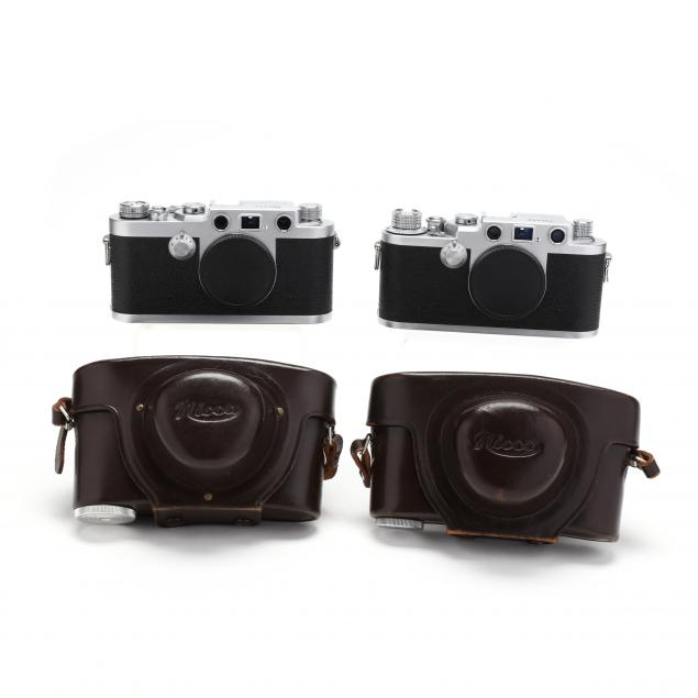 two-nicca-camera-co-3-f-vintage-cameras-each-without-lens