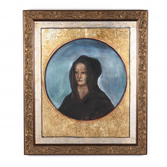 stephen-white-nc-large-portrait-of-a-lady-in-mourning